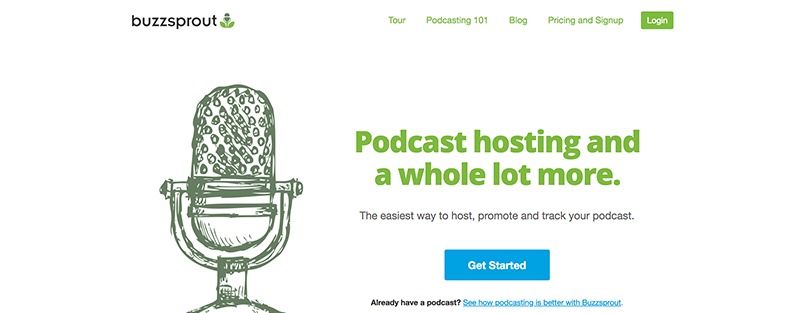 21 of the Top Podcast Hosting Companies | We Edit Podcasts