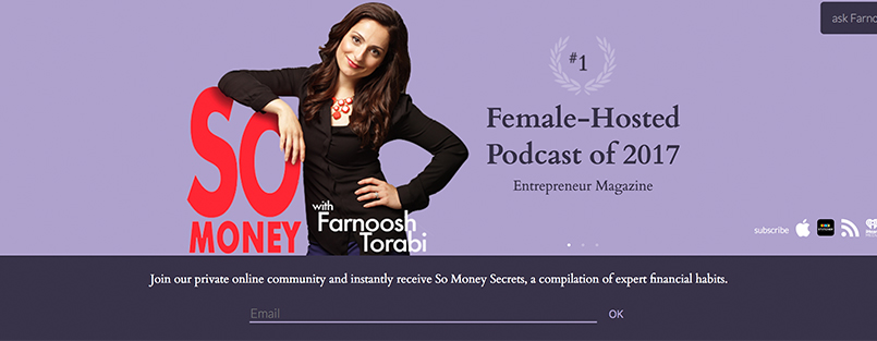 c6921ce8c5 25 Must-Listen Podcasts For the Woman Entrepreneur