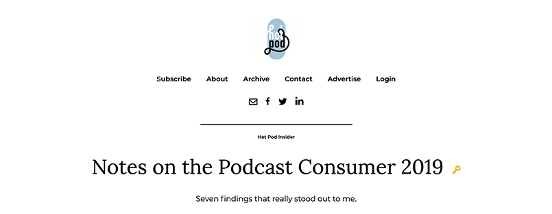 Top 14 Podcast Blogs | We Edit Podcasts