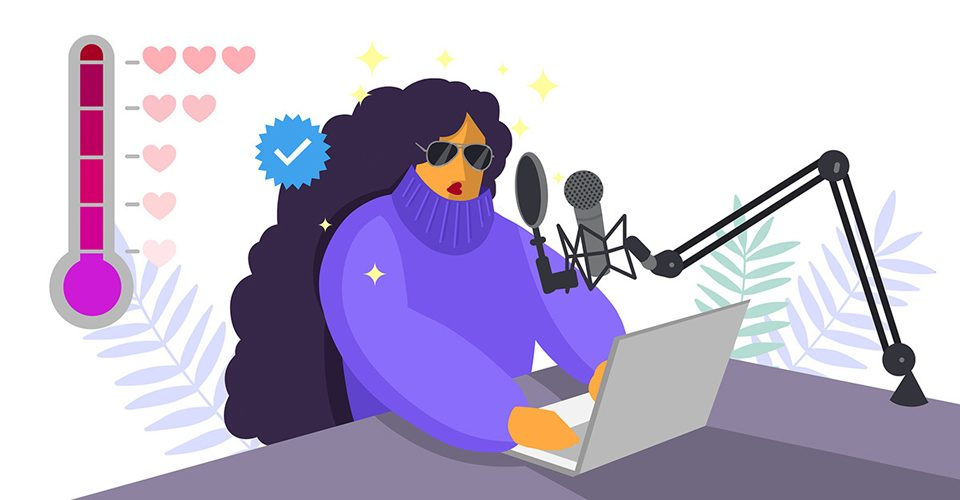 9 Celebrity-Hosted Podcasts We Love Right Now